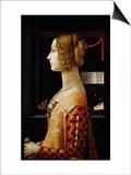 Giovanna Tornabuoni Posters af Domenico Ghirlandaio