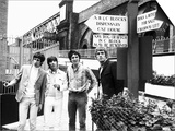 The Who Pop Group Pete Townsend Keith Moon John Entwhistle and Roger Daltrey Posters