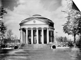 Rotunda at University of Virginia Poster
