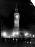 Big Ben circa 1936 Prints