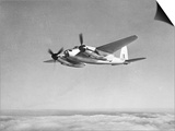De Havilland Mosquito in Flight Posters