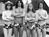 Slade in Swimming Trunks, 1974 Kunst