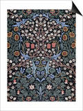 Blackthorn, Wallpaper Posters by William Morris