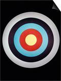 Still Life of Archery Target Prints