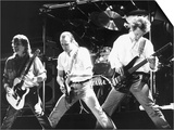 Status Quo, Francis Rossi Lead Singer with Rick Parfitt And, John Edwards, 1995 Kunst