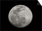 Full Moon in Black and White Prints by Arthur Morris