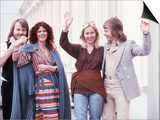 Abba Swedish Pop Group Affischer