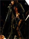 Steve Tyler of Aerosmith Plakater