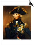 Rear Admiral Sir Horatio Nelson Posters by Lemuel Francis Abbott