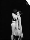 Rudolf Nureyev and Margot Fonteyn at Royal Ballet's Production of Pelleas et Melisande Lámina