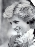 Princess Diana of Wales Visiting the Age Concern Day Centre in Durham Art