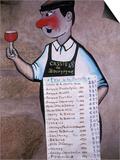 Beaune, Burgundy, France Poster by Nik Wheeler