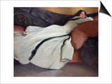 Repose Prints by John White Alexander