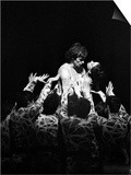 Rudolf Nureyev and Margot Fonteyn at Royal Ballet's Production of Pelleas et Melisande Prints