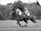 Prince Charles, Windsor Polo. June 1977 Poster
