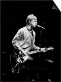 Paul Weller of the Jam for the Groups Last Gig at the Brighton Conference Centre, December 1982 Affischer