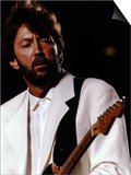 Eric Clapton at Wembley Prints