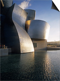 Guggenheim Museum, Bilbao, Spain Prints by David Barnes