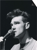 The Smiths, Manchester Band Lead Singer Morrissey, March 1984 Prints