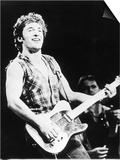 Bruce Springsteen, Rock Singer, 1985 Prints