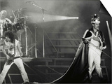 Queen Rock Group in Concert at St James Park in Newcastle Posters