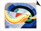 Propeller Posters by Robert Delaunay