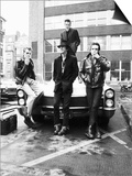 The Clash Pop Group British Punk Rock Band, 1980 Affiches