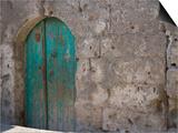 Doorway in Small Village, Cappadoccia, Turkey Posters by Darrell Gulin