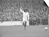 George Best Manchester United Footballer April 1971 During the Match Against West Ham at Upton Park Prints