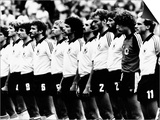West Germany World Cup Football Team 1982 Prints