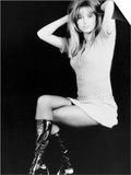 British Actress Susan George, 1970 Posters