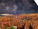 Bryce Canyon National Park, Utah, USA Prints by Dave Welling