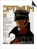 L'Optimum, October 2002 - Image Extraite de Corto Maltese, La Cour Secrète Des Arcanes Print by Pascal Morelli