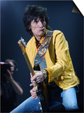 The Rolling Stones Concert in Glasgow Prints