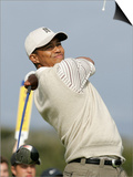 Tiger Woods, Open 2004 a Royal Troon Stampe