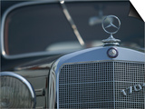 Antique Mercedes, Germany Prints by Russell Young