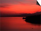 Sunrise, Lombok, Bali, Indonesia Plakater af Kenneth Garrett