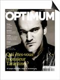 L'Optimum, December 2003-January 2004 - Quentin Tarantino Habillé Par Lv Prints by Patrick Swirc