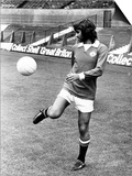 George Best Manchester United Reprodukcje