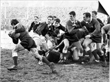 Wales vs Scotland - Rugby Prints