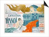 Exposition De Hanoi Prints by Clementine-helene Dufau