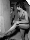 Woody Allen in Paris, 1964 Poster