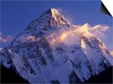 Great Karakoram Range, Himalayas, Pakistan Posters by Gavriel Jecan