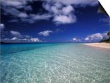 Island Landscape, Vava'U Island, Tonga Posters by Gavriel Jecan