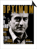 L'Optimum, April-May 1998 - Robert de Niro Posters by Marcel Hartmann
