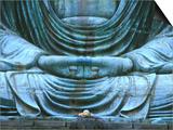 Great Buddha Detail, Kotokuji Temple, Kamakura, Japan Prints by Rob Tilley
