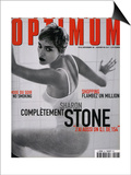 L'Optimum, December 1998-January 1999 - Sharon Stone Art by Herb Ritts Visages