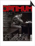 L'Optimum, December 2001-January 2002 - Michael Schumacher Prints by Peter Marlow