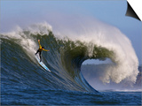 Mavericks Surf Competition 2010, Half Moon Bay, California, Usa Prints by Rebecca Jackrel