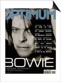 L'Optimum, October 1999 - David Bowie Poster by Frank W. Ockenfels